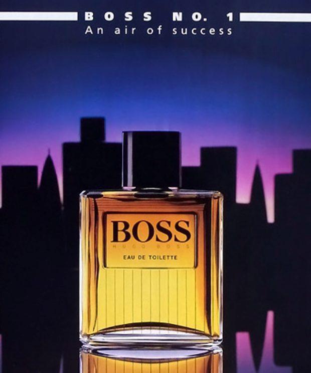 Hugo Boss Boss №1 — HUGO BOSS