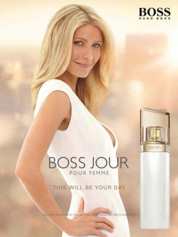 Hugo Boss Jour Pour Femme — HUGO BOSS