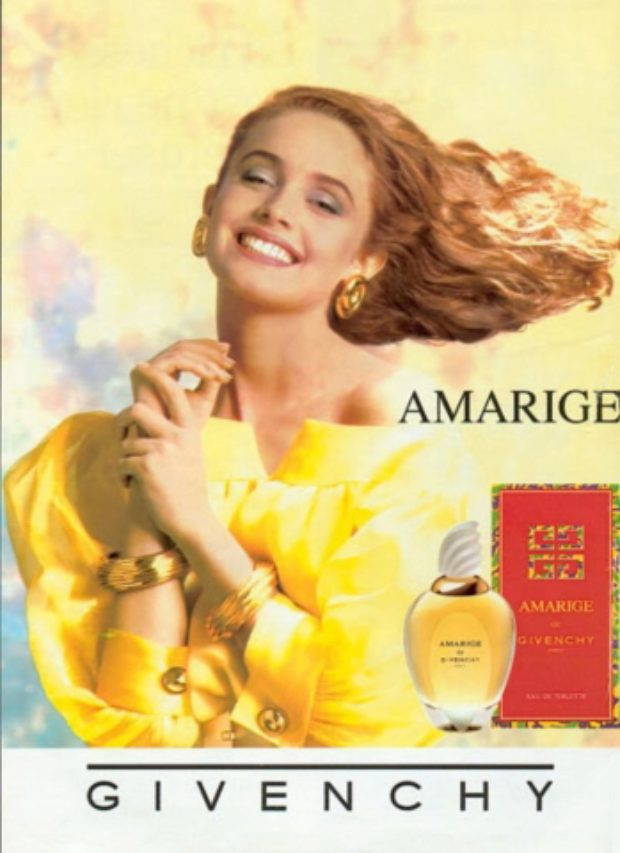 Givenchy Amarige — GIVENCHY