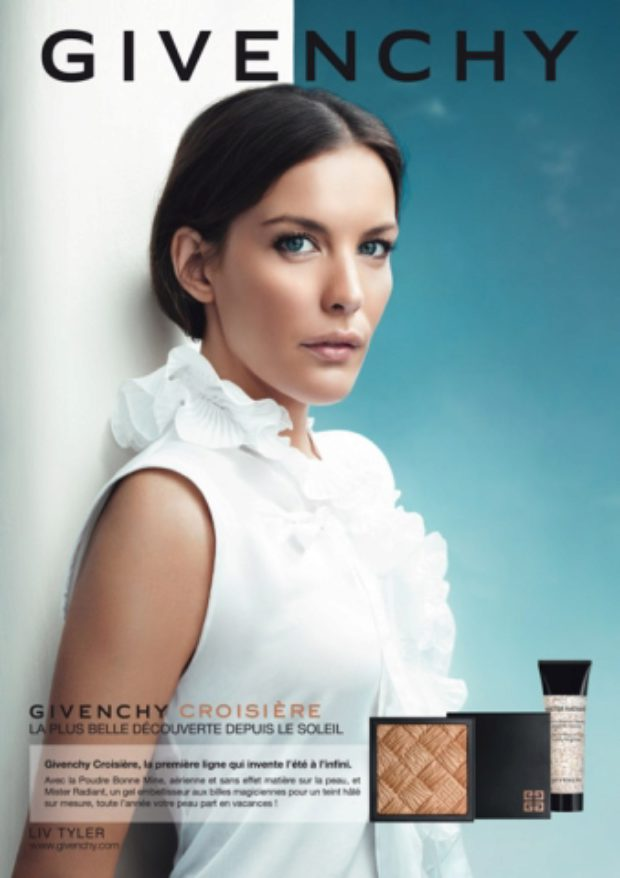Легкая сияющая пудра с эффектом второй кожи Givenchy Croisiere Healthy Glow Powder — GIVENCHY
