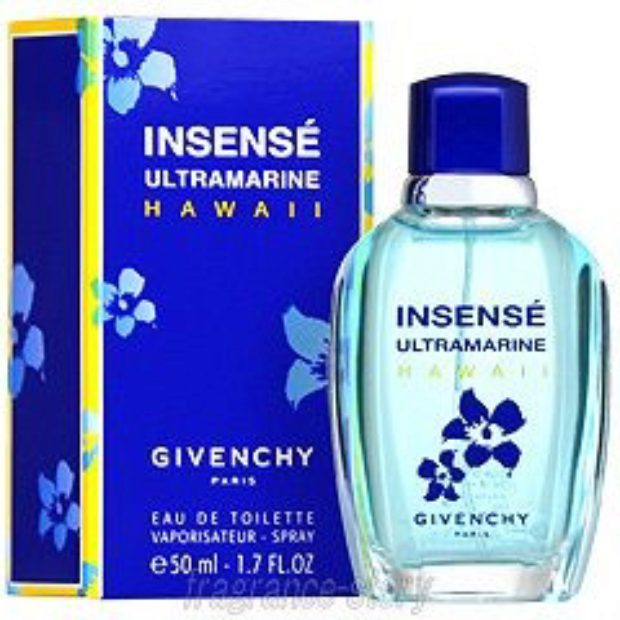 Givenchy Insense Ultramarine Hawaii — GIVENCHY