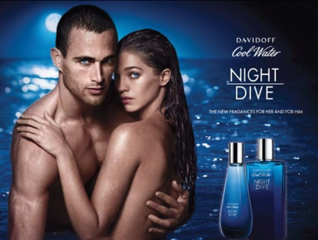 Davidoff Cool Water Night Dive Woman — DAVIDOFF