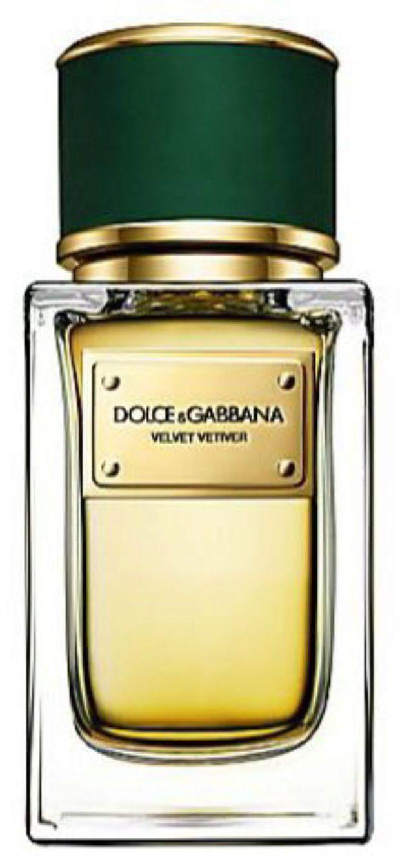 Dolce&Gabbana Velvet Vetiver — DOLCE&GABBANA