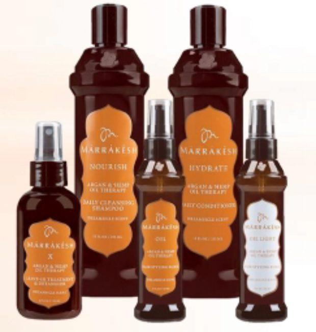 Линия для ухода за тонкими волосами с экстрактами мандарина и сливы DREAMSICLE — MARRAKESH