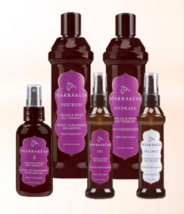 Укрепляющая линия для поврежденных волос и чувствительной кожи головы с кокосом, лаймом и вербеной High Tide — MARRAKESH