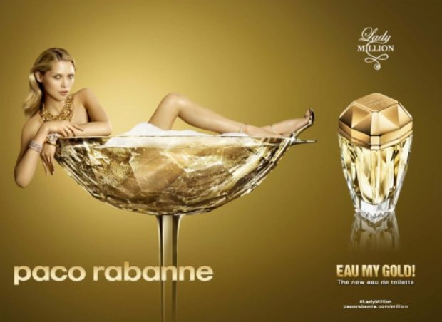 Paco Rabanne Lady Million Eau My Gold! — PACO RABANNE