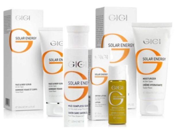 Ихтиоловая линия для жирной пористой и проблемной кожи лица Solar Energy — GIGI