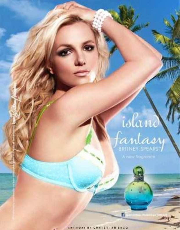 Britney Spears Fantasy Island — ELIZABETH ARDEN