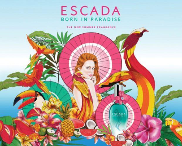 Escada Born in Paradise — ESCADA