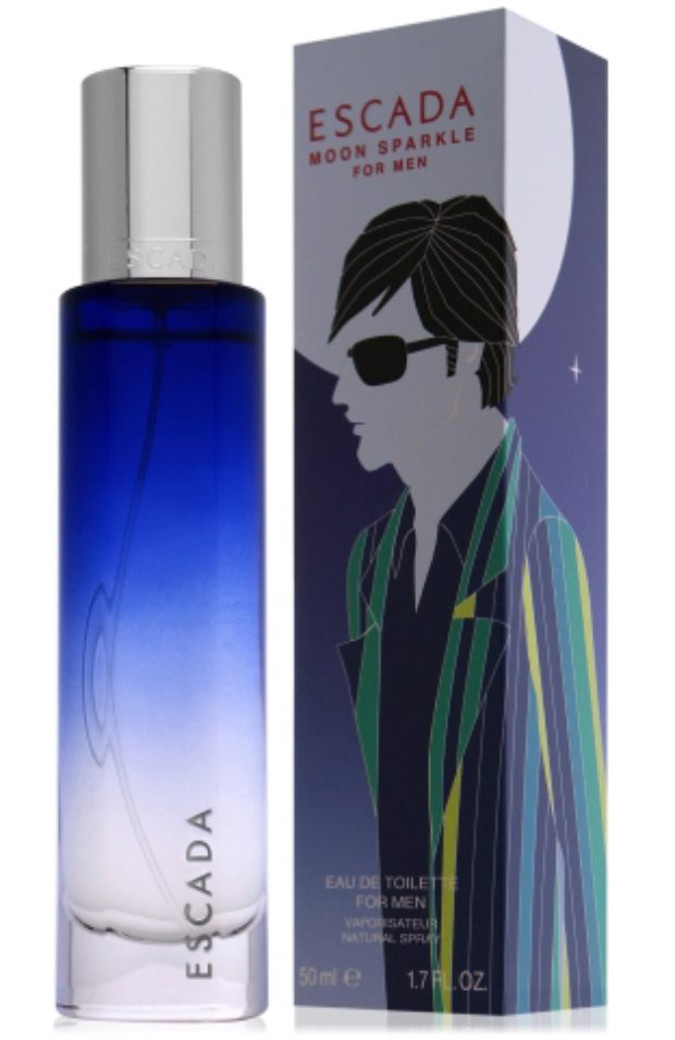 Escada Moon Sparkle For Men — ESCADA