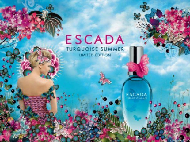 Escada Turquoise Summer — ESCADA