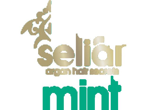 Серия для частого применения с ментолом и маслом аргании Seliar Mint — ECHOS LINE