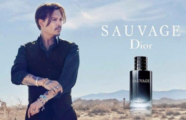 Christian Dior Sauvage 2015 — CHRISTIAN DIOR
