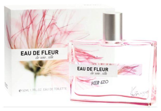Kenzo Eau de Fleur de Soie Silk — KENZO