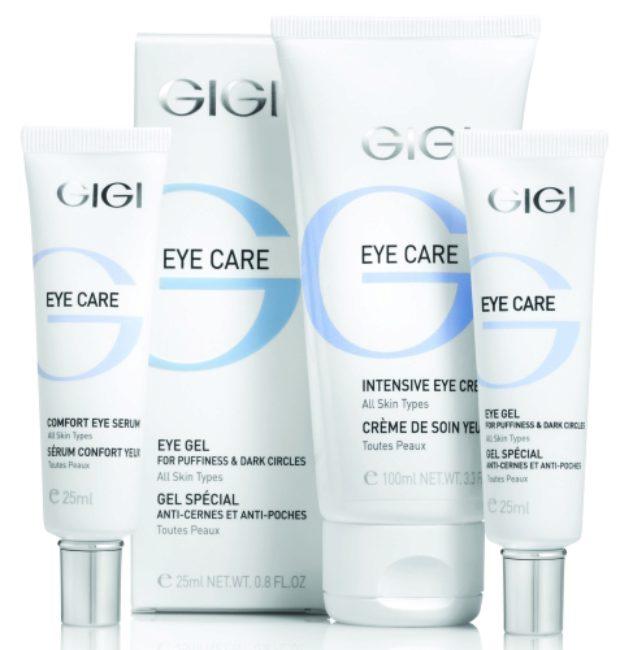 Комплексный уход за областью век и губ Eye Care Complex Treatment — GIGI