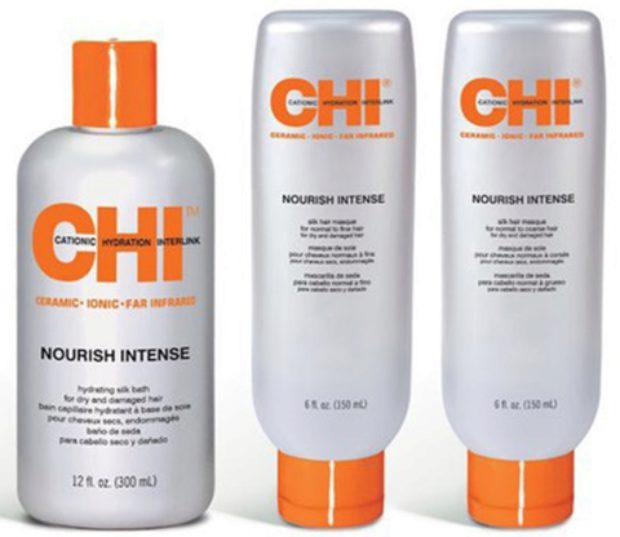 Линия для очень сухих и поврежденных волос Nourish Intense System — CHI