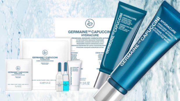 Линия Интенсивное увлажнение Hydracure — GERMAINE DE CAPUCCINI