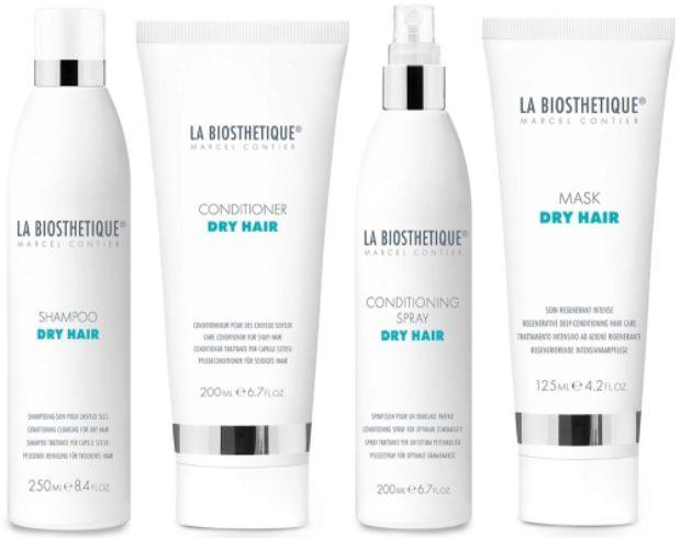 Комплексный метод по уходу за сухими волосами Dry Hair — LA BIOSTHETIQUE