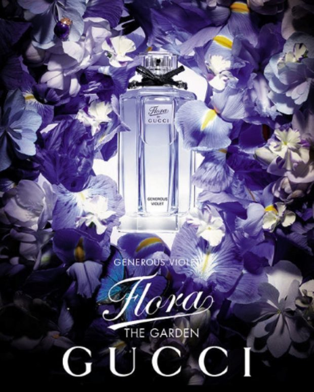 Gucci Flora by Gucci Generous Violet — GUCCI