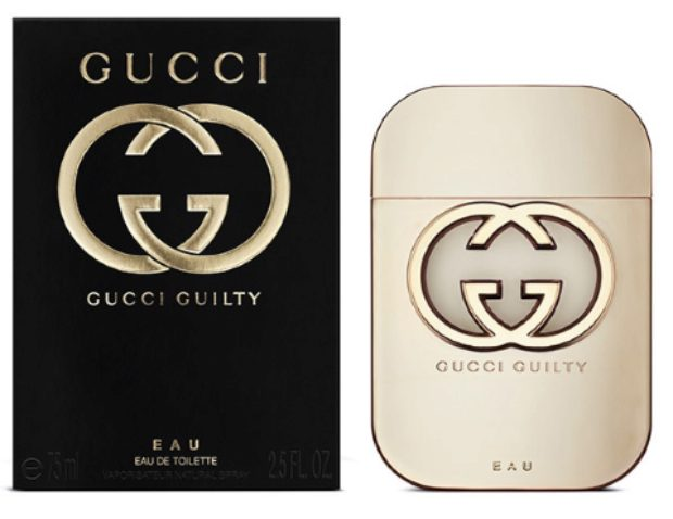 Gucci Guilty Eau — GUCCI