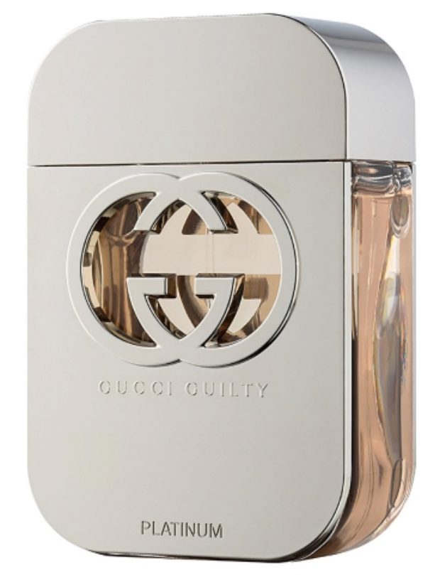 Gucci Guilty Platinum — GUCCI