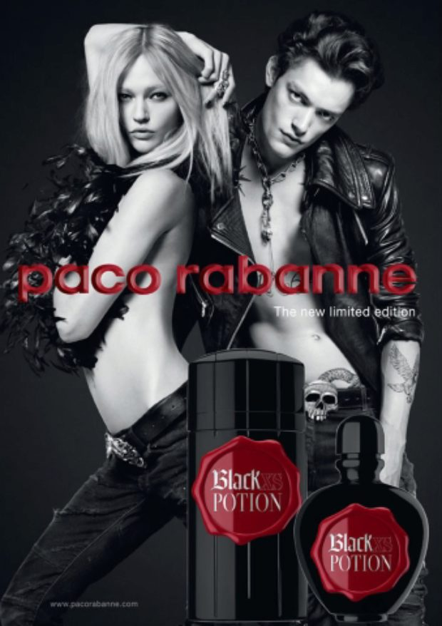 Paco Rabanne Black XS Potion for Him — PACO RABANNE
