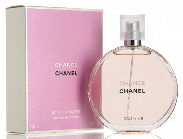 Chanel Chance Eau Vive — CHANEL