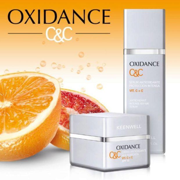 Антиоксидантная линия с витамином С OXIDANCE — KEENWELL