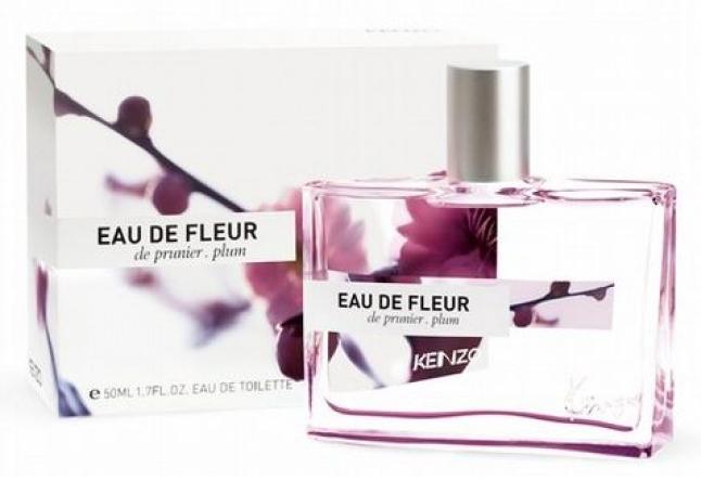 Kenzo Eau de Fleur de Prunier Plum — KENZO
