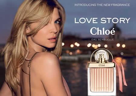 Chloe Love Story Eau Sensuelle — CHLOE