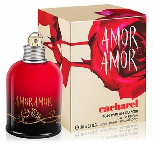Cacharel Amor Amor Mon Parfum Du Soir — CACHAREL
