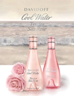 Davidoff Cool Water Tender Sea Rose — DAVIDOFF