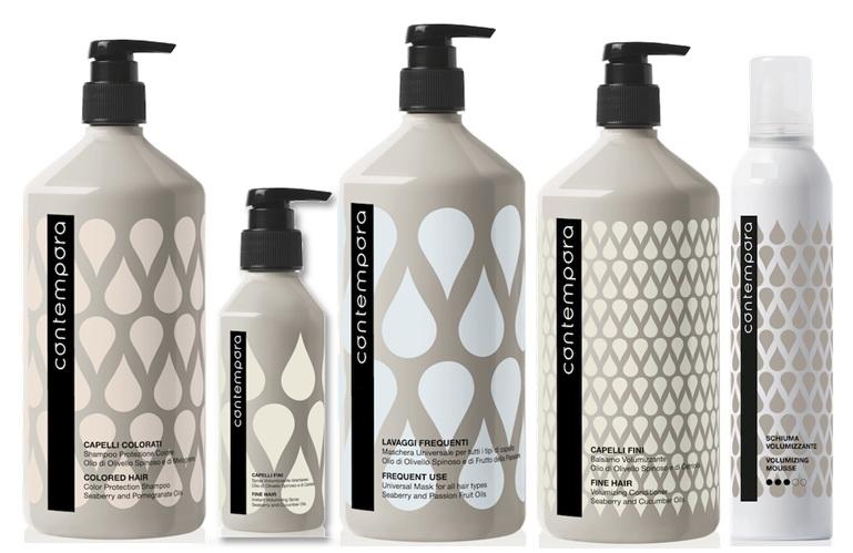 Восстанавливающая линия с облепиховым маслом CONTEMPORA — BAREX