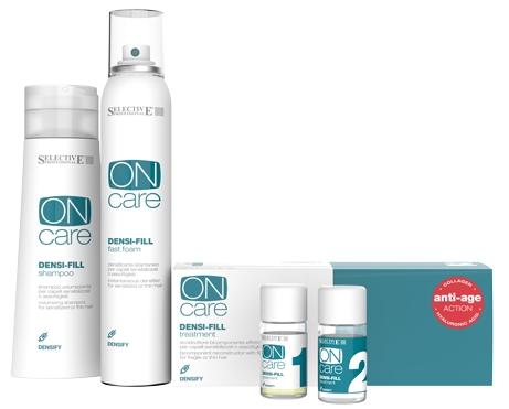 Линия для тонких и поврежденных волос OnCare Densify — SELECTIVE PROFESSIONAL