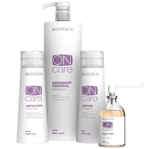 Лечебная линия для кожи головы OnCare Rebalance — SELECTIVE PROFESSIONAL