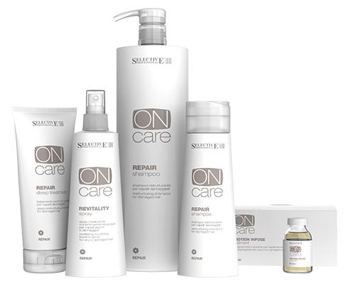 Восстанавливающая линия для поврежденных волос OnCare Repair — SELECTIVE PROFESSIONAL