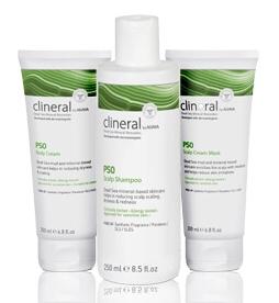 Линия для кожи, склонной к псориазу Clineral Pso — CLINERAL BY AHAVA