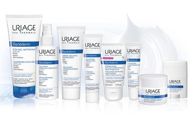 Защитная, восстанавливающая гамма средств для кожи Барьедерм Bariederm — URIAGE