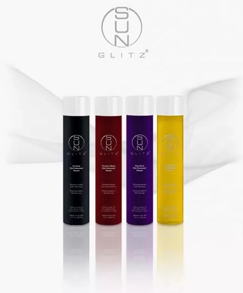 Оттеночные шампуни Biosilk SunGlitz — BIOSILK
