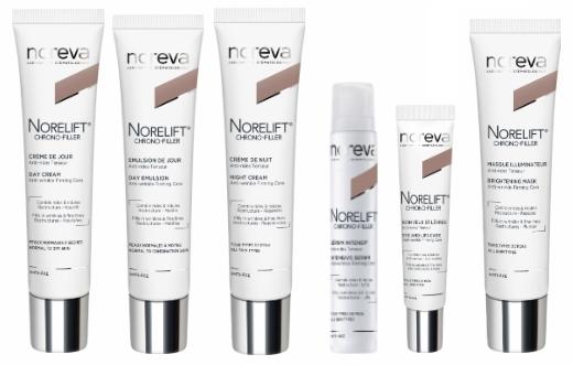 Лифтинговая линия для лица Норелифт Norelift Chrono-filler — NOREVA