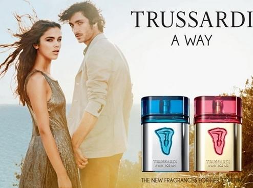 Trussardi A Way For Him — TRUSSARDI