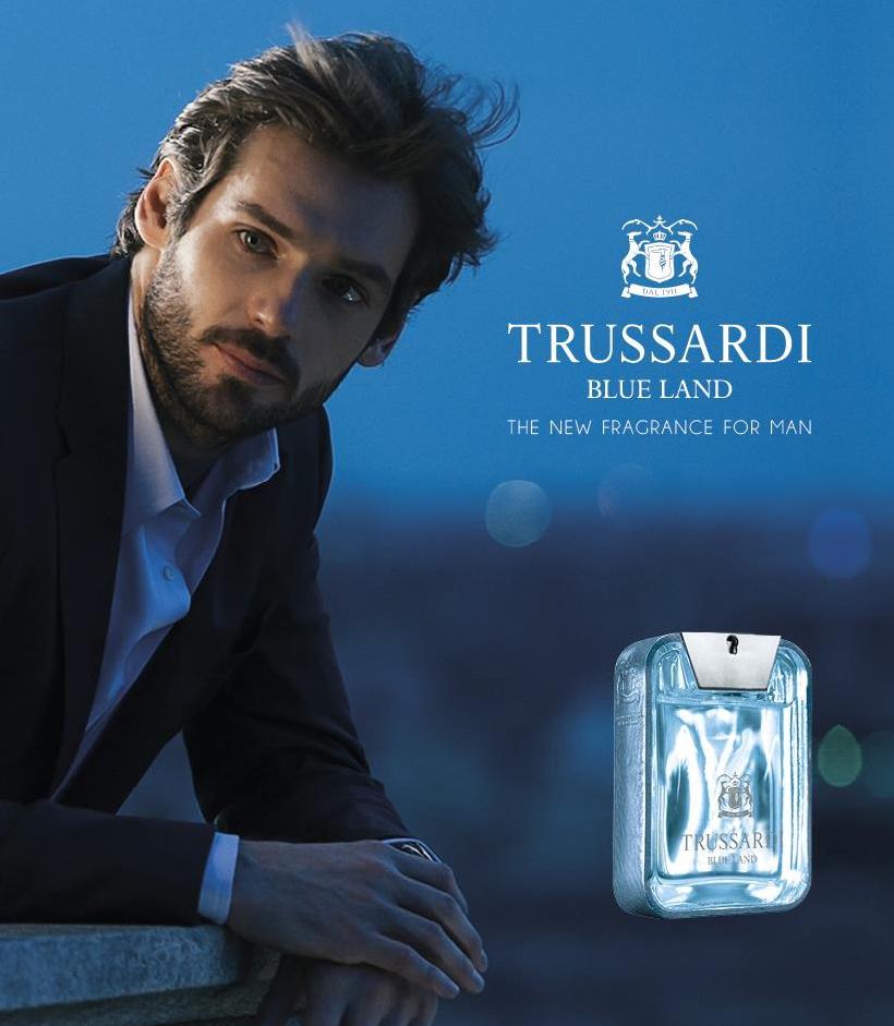 Trussardi Blue Land — TRUSSARDI