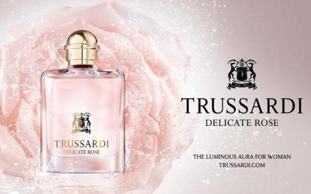 Trussardi Delicate Rose — TRUSSARDI