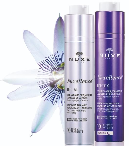 Антивозрастная линия Нюксэлланс Nuxellence — NUXE