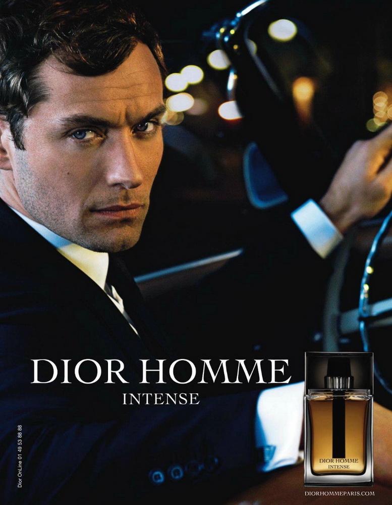 Christian Dior Homme Intense — CHRISTIAN DIOR