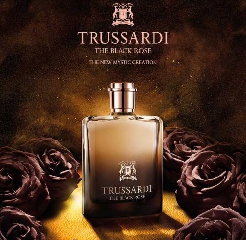 Trussardi The Black Rose — TRUSSARDI