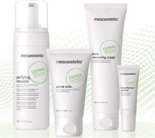 Интенсивный уход для кожи, склонной к угревой сыпи Acnelan — MESOESTETIC