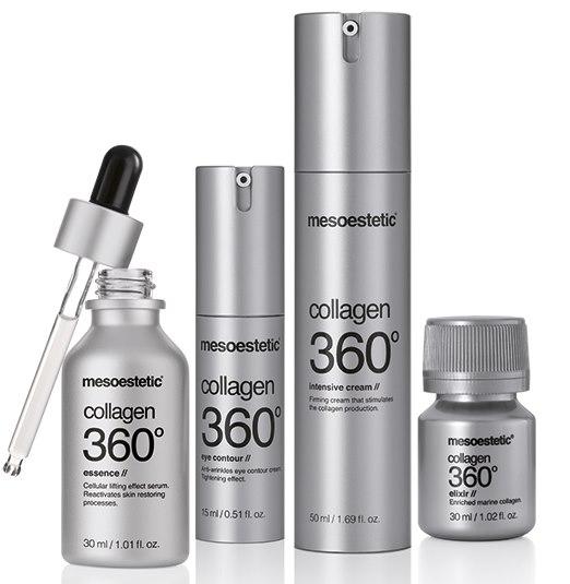Лифтинговая программа Сollagen 360° — MESOESTETIC