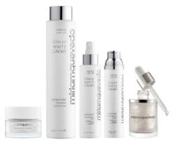 Линия для волос с маслом прозрачно-белой икры GLACIAL WHITE CAVIAR — MIRIAM QUEVEDO