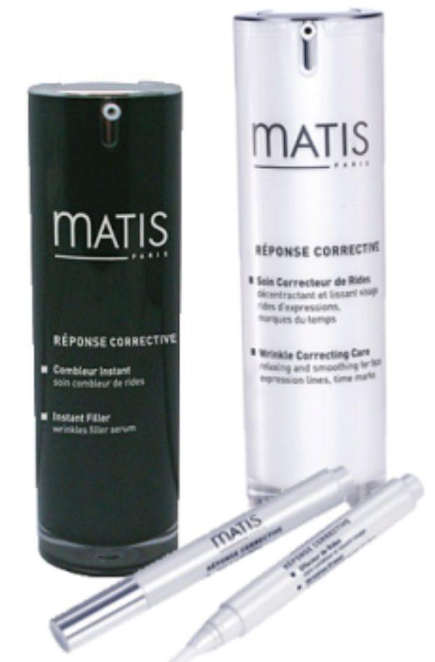 Корректирующая линия против морщин Reponse Corrective — MATIS